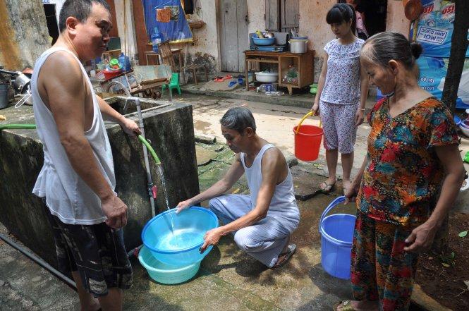 Bán nước sạch tại huyện Thanh Trì