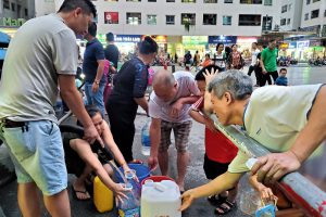 Cung cấp nước sạch sinh hoạt tại khu vực huyện Thường Tín