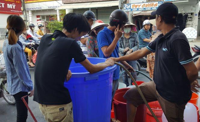 Bán nước sạch tại quận Cầu Giấy