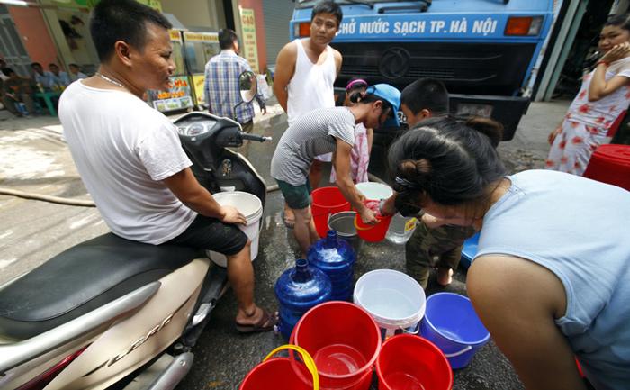 Bán nước sạch sinh hoạt tại quận Thanh Xuân