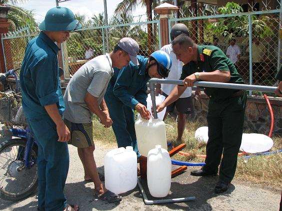 Bán nước sạch sinh hoạt tại quận Hoàng Mai