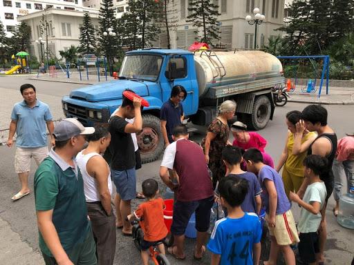 Bán nước sạch sinh hoạt tại quận Nam Từ Liêm