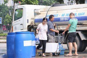 Đơn vị cung cấp nước sạch đảm bảo chất lượng tại Hà Nội