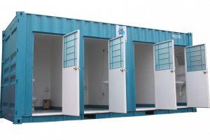 Container nhà vệ sinh
